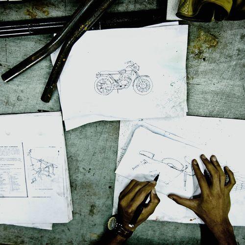 Custom motor design based in Kuala Lumpur Photojournalism Documentary Showcase March Daily Life