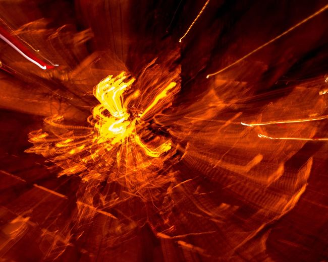 light explosion Backgrounds Blurred Motion Flame Full Frame Lightexplosion No People Orange Color Paint Painteresque  Painterly Sparks