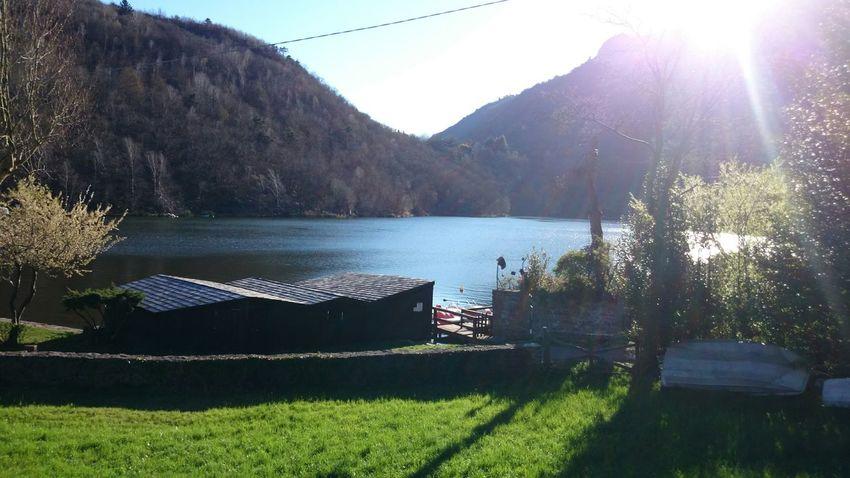Panoramic Nature Water Lake