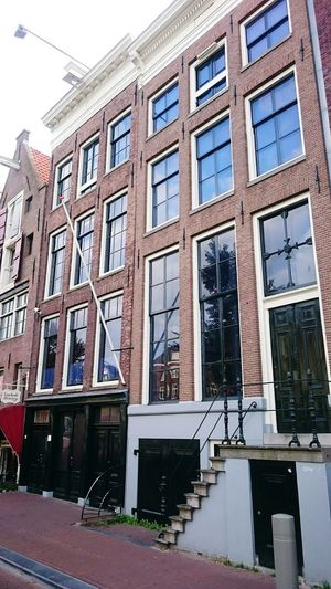 The Anne Frank House Visiting Amsterdamthroughmycamera