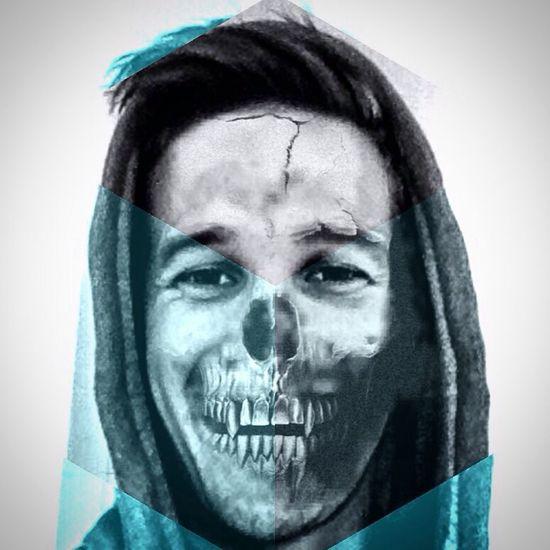 Zombieboy Skull Face Photoshop