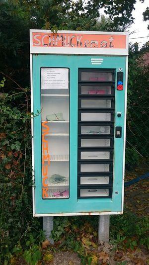 Schmuckomat Kunst Art Automat