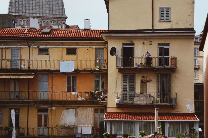 Neighbors The EyeEm Facebook Cover Challenge Italy Authentic Moments Architecture