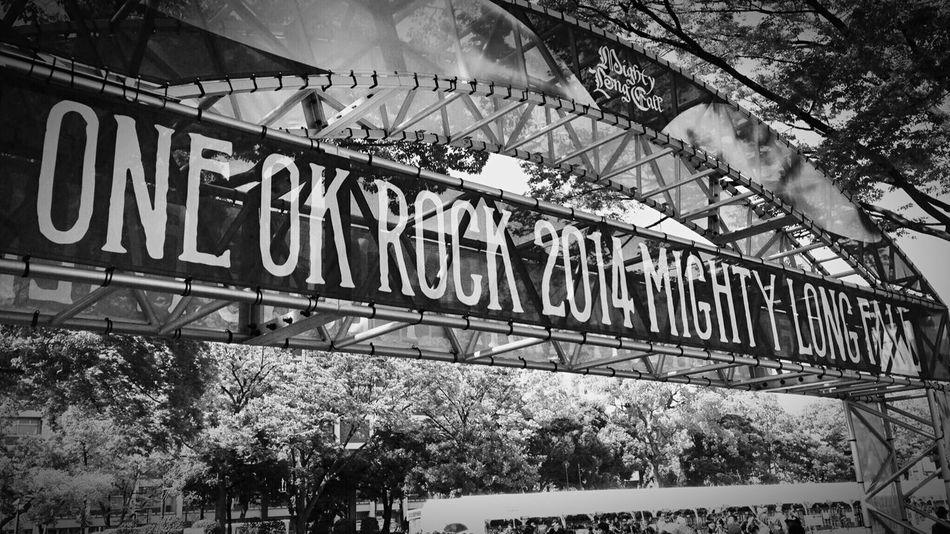 ONE OK ROCK ワンオク IPhoneography Blackandwhite