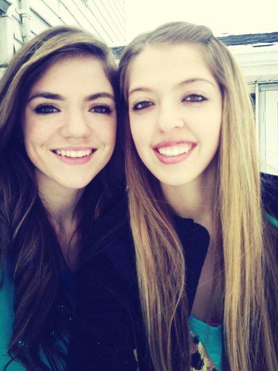 Best Friend. Love This Girl.