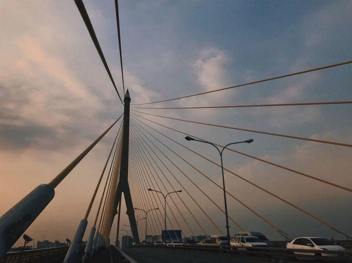 A bridge too