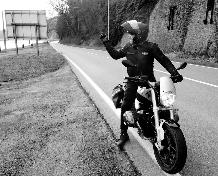 Bmw Motorcycle BMW Motorrad On The Road