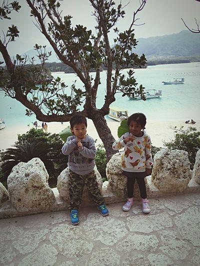 Beauty In Nature Ishigaki Island Beach Japan Photography Japan Kids Photography Kids Ishigaki