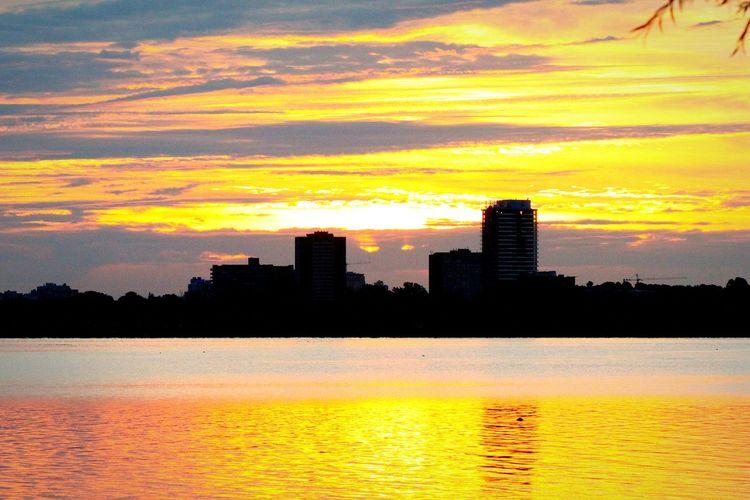 sunrise Ottawa Canada