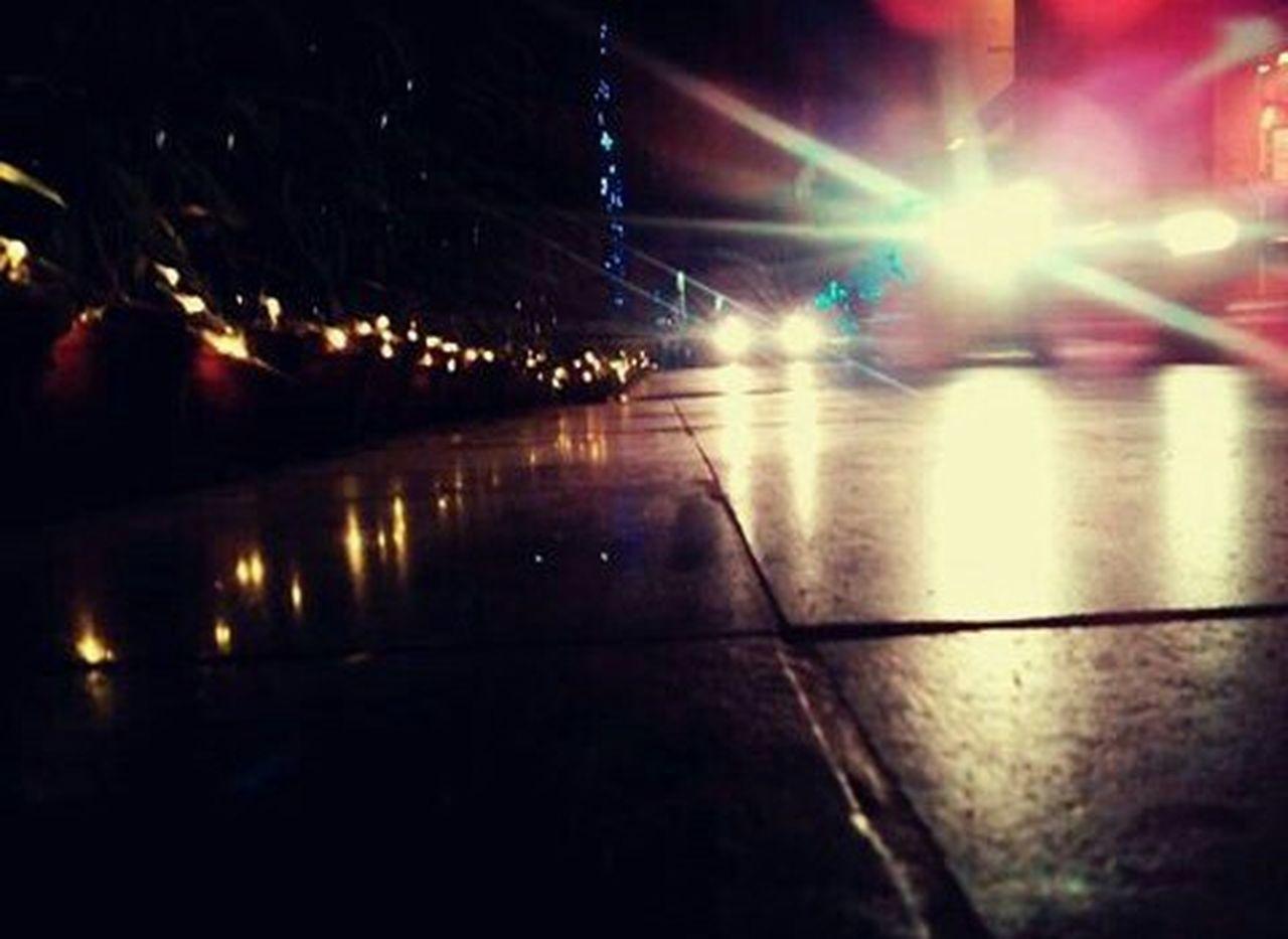 Nightlife No People Illuminated Reflection Outdoors Night Close-up