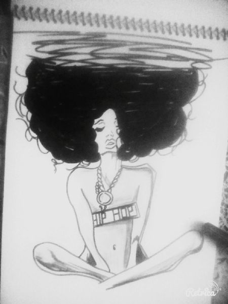 Black & White My Drowing My Draw ♥ My Drawing (: