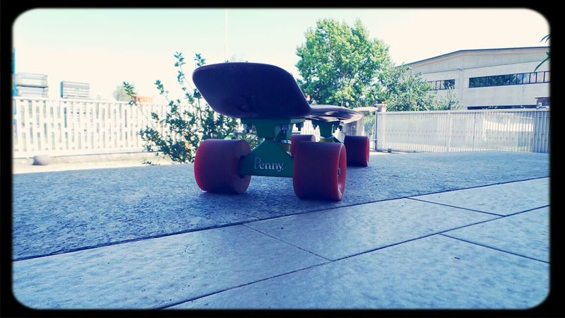 My pennyboard:) Pennyboard