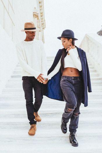 Street Fashion Cute Couple Ryandestiny Power Couple