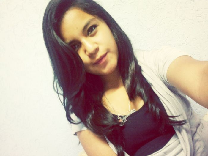 Selfie :) Hi! That's Me
