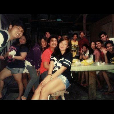 Friends!! \m/ LastNight