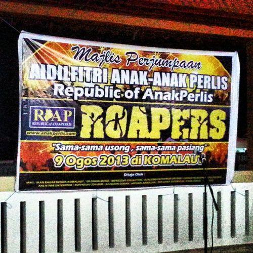 Anakperlis Roapers Roap Republicofanakperlis