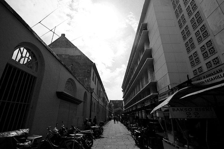 Street Streetphoto_bw The Week On Eyem 29 Eyem Best Shots - Bnw