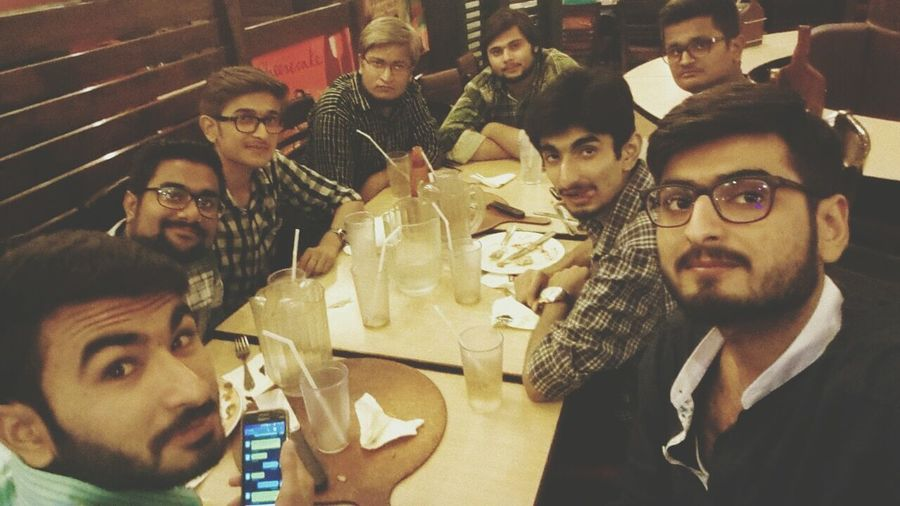 Had quite fun with cousins after a long time ;)
