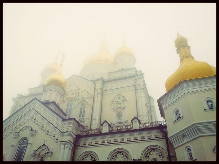 Nature Hram PochaevskayaLavra