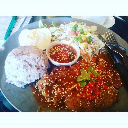 แซ่บๆสุดๆกับเสต้กแจ่ววว รีวิวไทยเเลนด์ Food Reviewthailand Reviewkorat