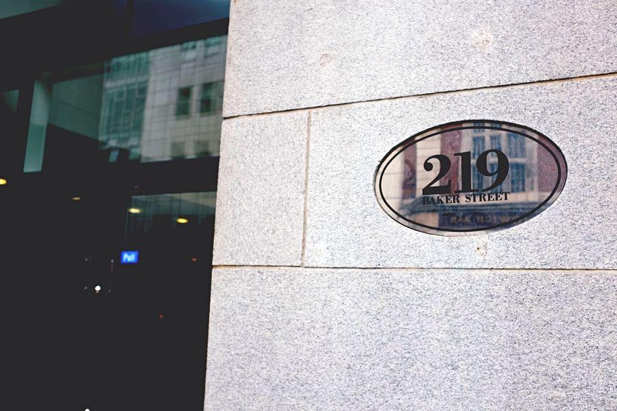 Almost there. 221b Bakerstreet Sherlock Sherlockholmes