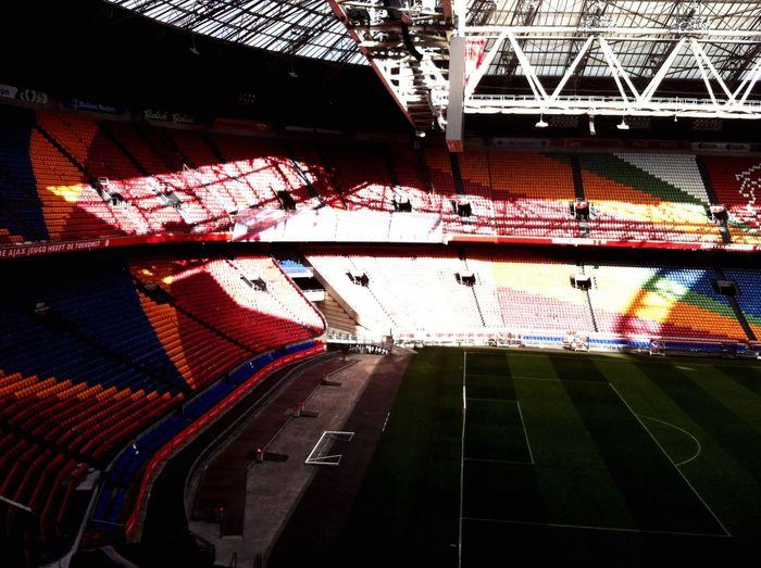 Ajax Soccer De Arena Amsterdam