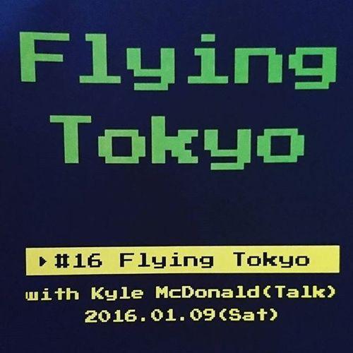 始まる♪ Flyingtokyo Fabcafe Shibuya