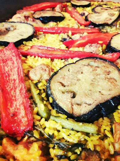Food Healthy Eating Ready-to-eat PaellaValenciana Pleasure For The Palate Food Stories