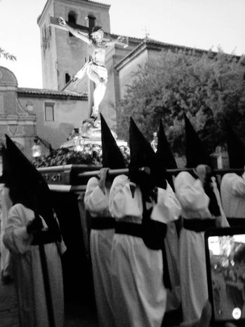 Easter week.. History Spaın Arevalo Religion And Tradition