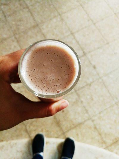 Smoothie milk