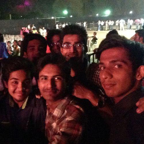 Antaragini Ankittiwari Enjoyed Concert 😇