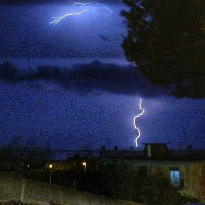 Lightning Storm Istanday Instango Instagood Tagphoto Tag4like Tag Follow Acciaroli Cilento Campania Picoftheday Likeforlike