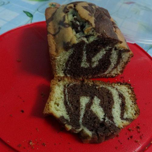 My mama fav Cake : the Chocolat Swirl Poundcake .you can find the recipe on my blog :) coujina125