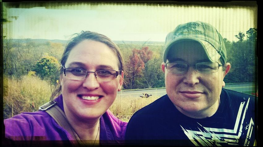 Dinner date at park. Dinner Date Fall Colors Weed Park
