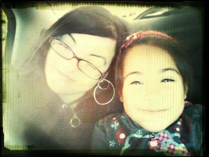 EyeEm Taking Photos Hang Out Cars Baby Sister! Me And My Baby Sister<3
