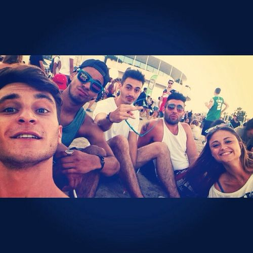 Plage Electro Canne