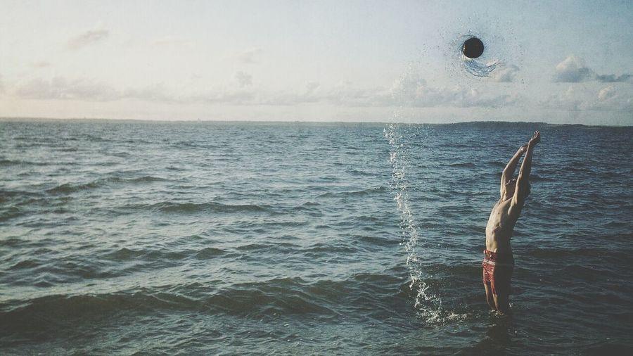 Boy Nicetime Danmark Sea
