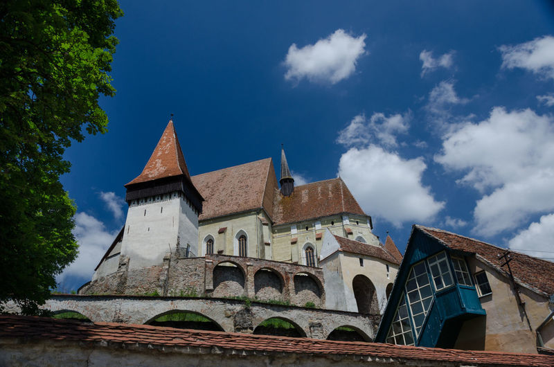 Built Structure Cathedral Church Church Clouds Clouds And Sky Cross Façade Fortifications Fortified History Monastery Outdoors
