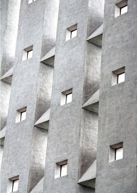 Abstract windows in Coventry Cathedral Architecture Backgrounds Brick Wall Building Building Exterior Built Structure City Coventry Cathedral - UK Day Full Frame Low Angle View No People Outdoors Repetition Envision The Future The Architect - 2016 EyeEm Awards