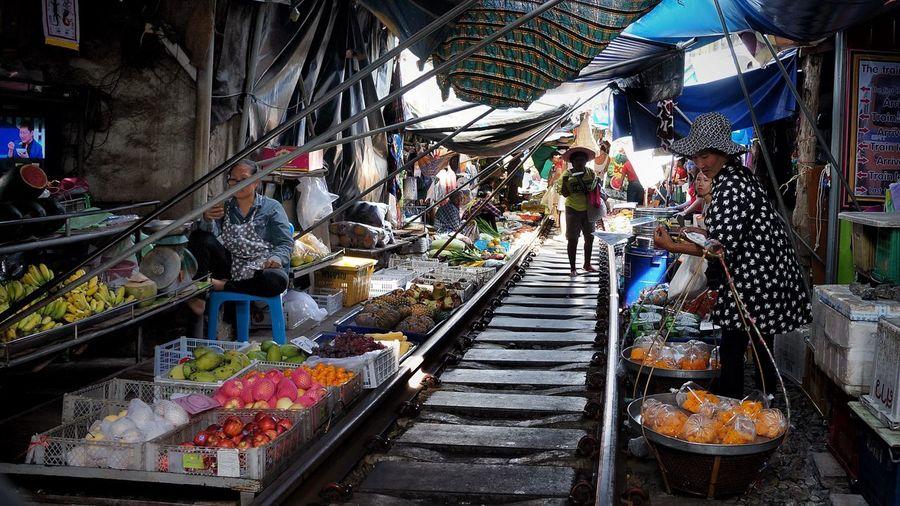 Railway Market