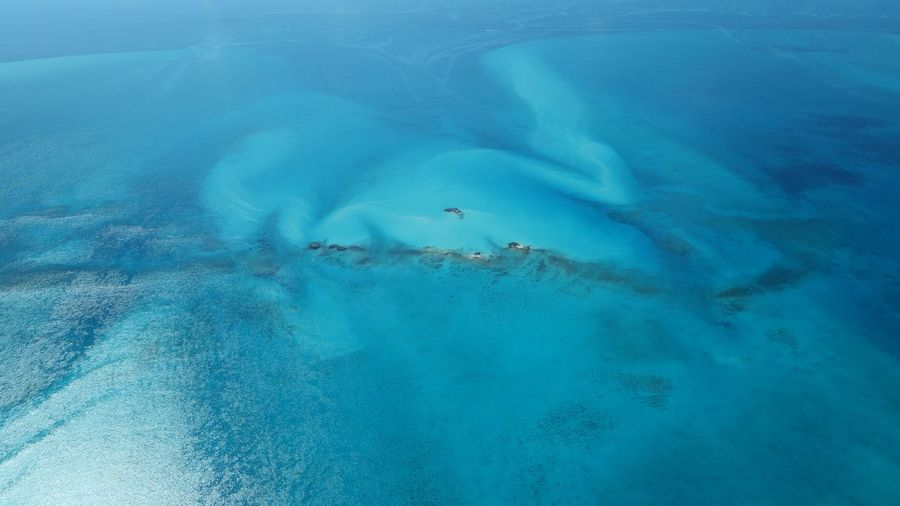 Northern Exuma Blues Bahamas Minimalism Aerial Photography Sea Coastline Beach Scenics Outdoors Aerial View Blue Aerial Shot Beauty In Nature Seascape Island Exuma Turquoise Travel Photography The Natural World Minimal