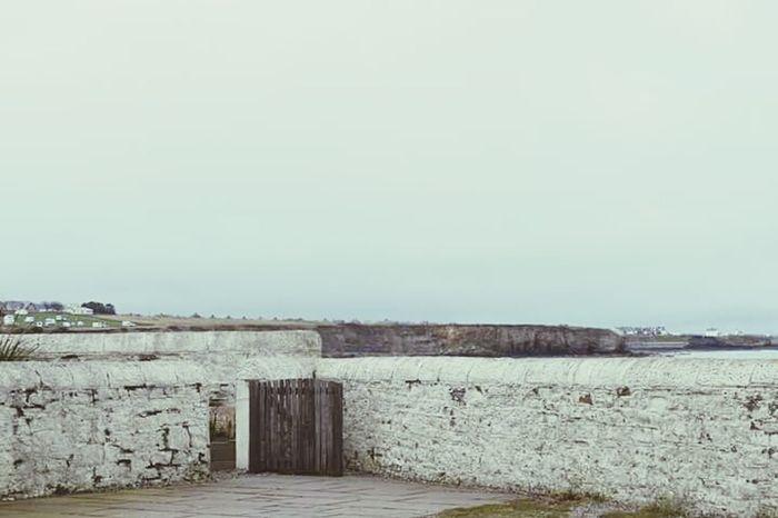 St Marys Lighthouse Whitley Bay Seascape