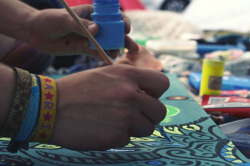 Psytrancefestival Summer Time  Goa Festival Brandenburg VuuV Art Streetart Painting Eyeem_painting_lover UrbanART