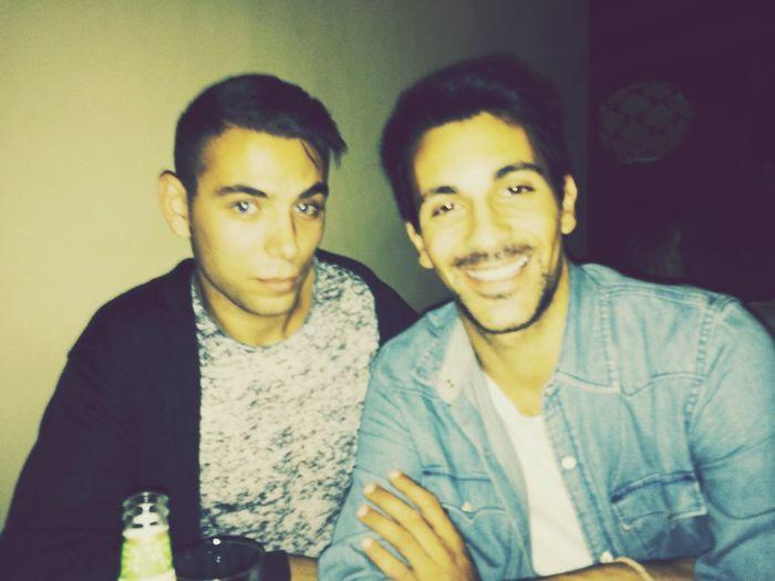 Good Friends Drinking Night