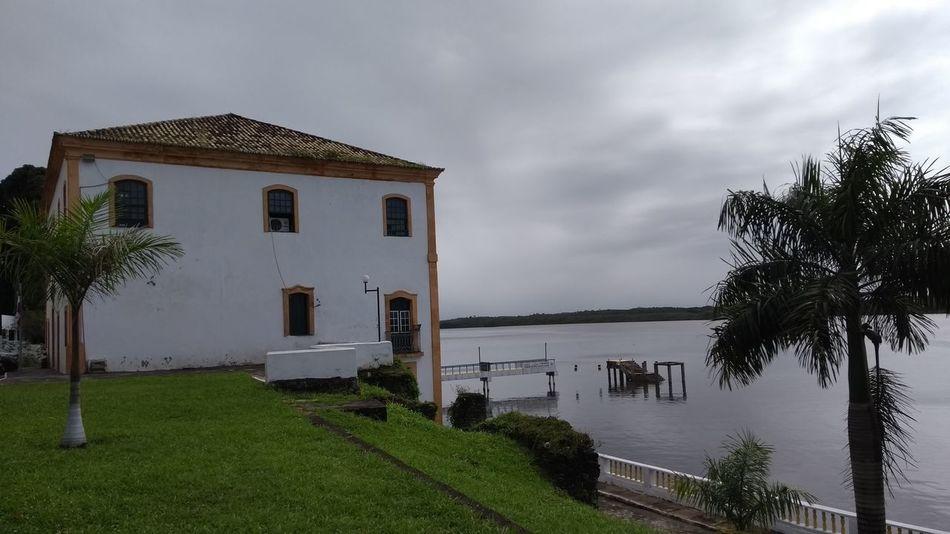 Paço Municipal de Jaguaripe, Bahia, Brasil. City Hall, Jaguaripe, Bahia, Brasil. South America.