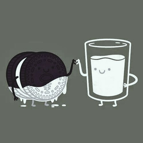 Milk n' Oreos ♡ Milk And Oreos ♥ Love