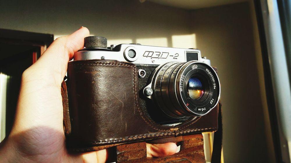 фэд пленка фотоаппарат Photography Filmcamera C Film