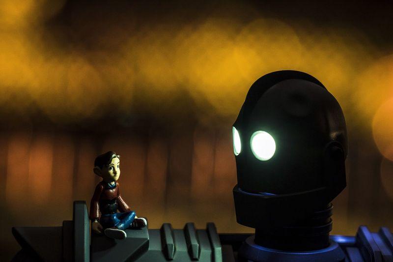 Human Meets Technology