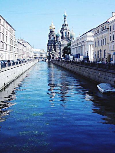 Saint-Petersburg July 2011 QVHoughPhoto Saintpetersburg Russia Church Churchonspilledblood River Summer