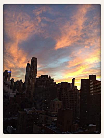 Discover Your City NYC Sunset Uppereastside Home.